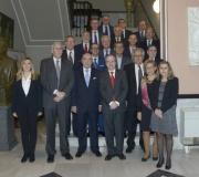 Junta Directiva Del Excmo. Ateneo De Sevilla 2014-2018