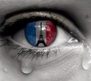 Solidaridad con el pueblo francés