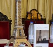 Presentado en el Ateneo 'El anillo de París', de Ángel Nepomuceno