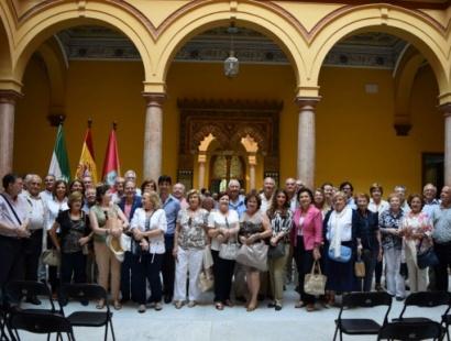 Un grupo de ateneístas, con su Presidente Alberto Máximo Pérez Calero, realizó una excursión cultural a la localidad gaditana de Sanlúcar de Barrameda