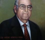 Premio Dr. Antonio Hermosilla Molina, dotado por el Excmo. Ateneo de Sevilla con mil euros, convocado por la Real Academia de Medicina de Sevilla