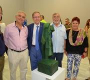 Exposición de Esculturas. Hasta el 30 de junio