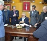 Clausura del Ciclo Conmemorativo de los Salesianos de Sevilla a Don Bosco que ha reunido a casi quinientas personas en el Ateneo durante tres días