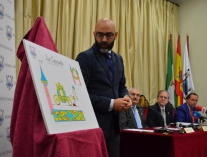 Presentados los diseños de las 13 nuevas carrozas de la Cabalgata de Reyes Magos 2015