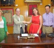 Ateneo de Sevilla y Festival Turina firman un acuerdo de colaboración por la promoción de la música