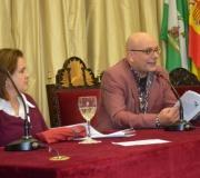 Presentado el libro titulado 'El frutal del adiós' de Guillem Vallejo Forés