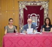 Presentada la novela 'Reconquista', de la autora María Lara Martínez