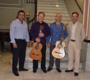 CONCIERTO DE MÚSICA  dentro del marco del III Festival Internacional de Guitarra de Sevilla