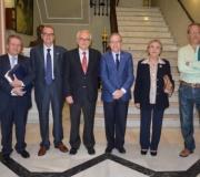 El Ateneo celebró el homenaje al profesor y poeta Jorge Urrutia